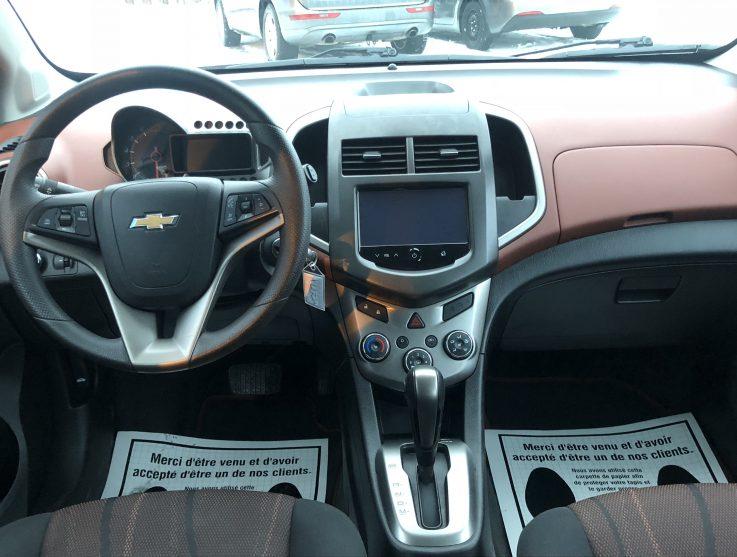Chevrolet Sonic  | 2016