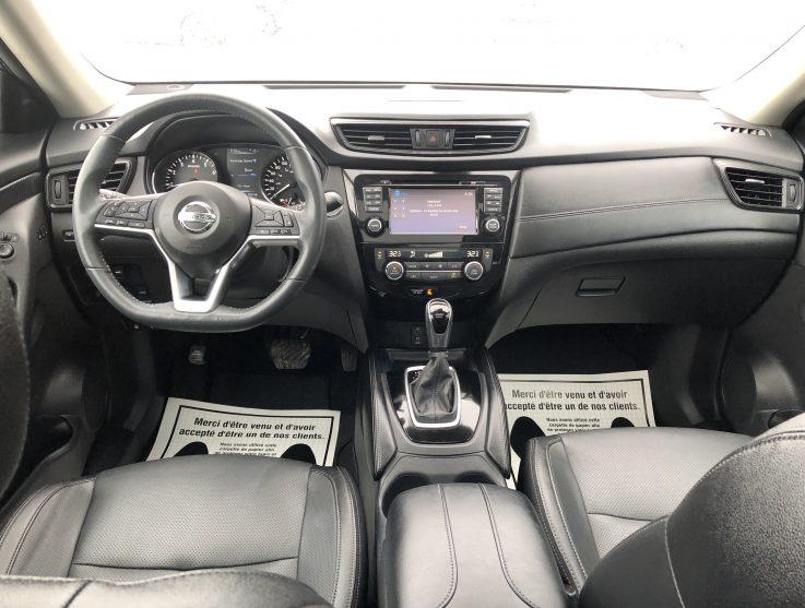 Nissan Rogue  | 2017