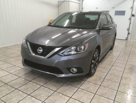 Nissan Sentra  | 2017