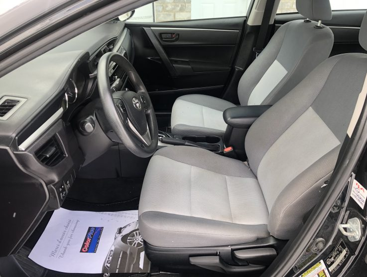 Toyota Corolla  | 2016