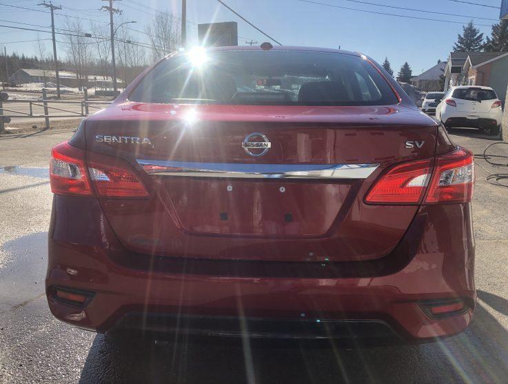Nissan Sentra  | 2019