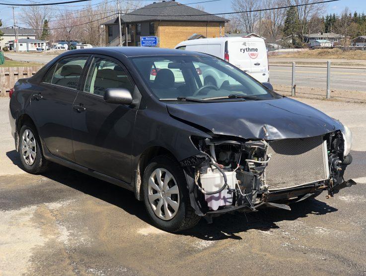 Toyota Corolla  | 2010