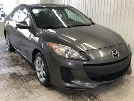 Mazda MAZDA3  | 2013