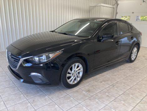 Mazda MAZDA3  | 2014